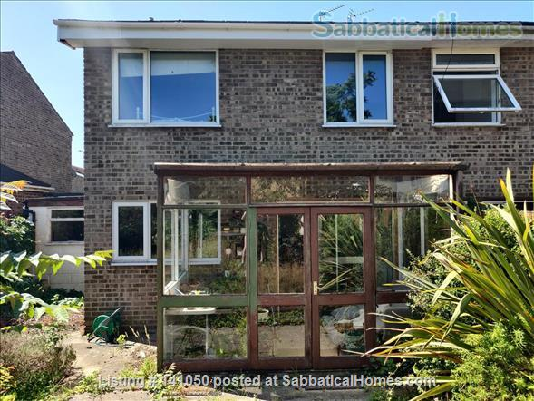 Bright, Plant-Filled 4 Bedroom Near the Coast Home Rental in Wivenhoe, England, United Kingdom 4