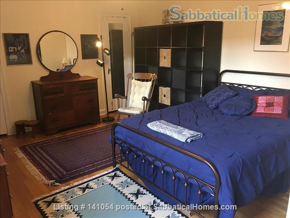 Charming, spacious, light filled 1 BR+large den condo - furnished, partially furnished or unfurnished  condo Cleveland Park/Van Ness Home Rental in Washington, District of Columbia, United States 6