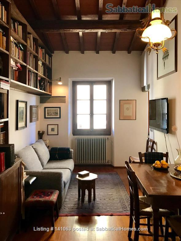 Bright apartment in city center Home Rental in Firenze, Toscana, Italy 1