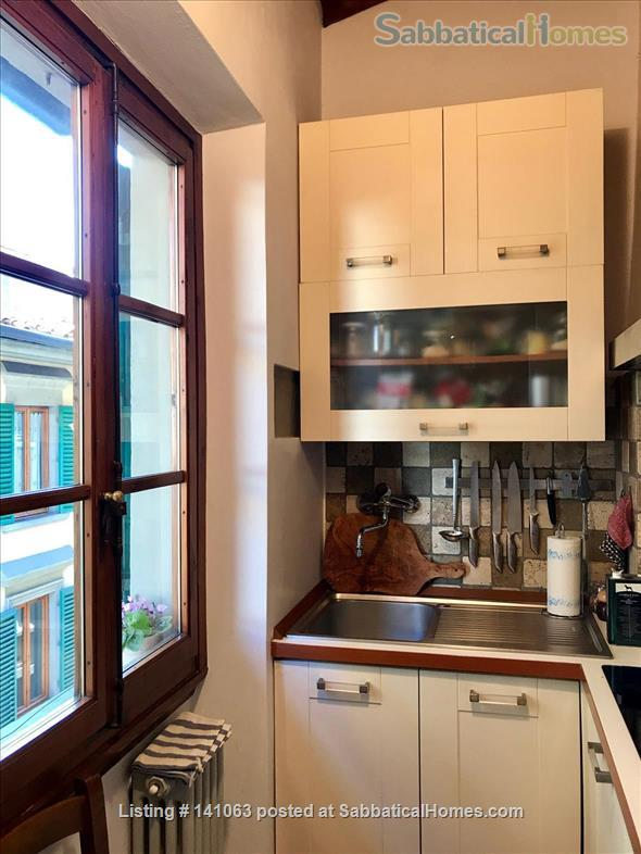 Bright apartment in city center Home Rental in Firenze, Toscana, Italy 2