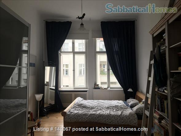 Two lovely rooms  for 2 x 2 persons in a shared apartment with study in Berlin Schöneberg Home Rental in Berlin, Berlin, Germany 1