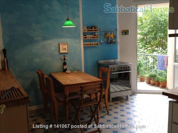 Two lovely rooms  for 2 x 2 persons in a shared apartment with study in Berlin Schöneberg Home Rental in Berlin, Berlin, Germany 2