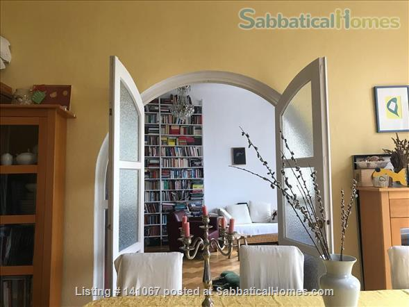 Two lovely rooms  for 2 x 2 persons in a shared apartment with study in Berlin Schöneberg Home Rental in Berlin, Berlin, Germany 3