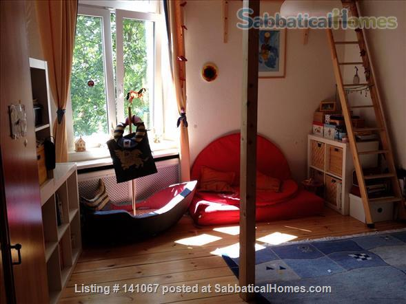 Two lovely rooms  for 2 x 2 persons in a shared apartment with study in Berlin Schöneberg Home Rental in Berlin, Berlin, Germany 5