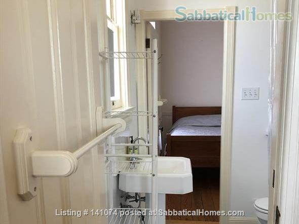 Office/study, bedroom and private bathroom with shared kitchen Home Rental in Berkeley, California, United States 4