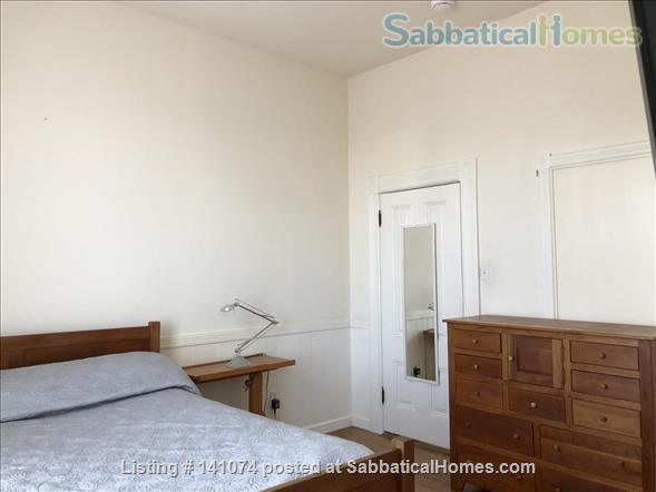 Office/study, bedroom and private bathroom with shared kitchen Home Rental in Berkeley, California, United States 5