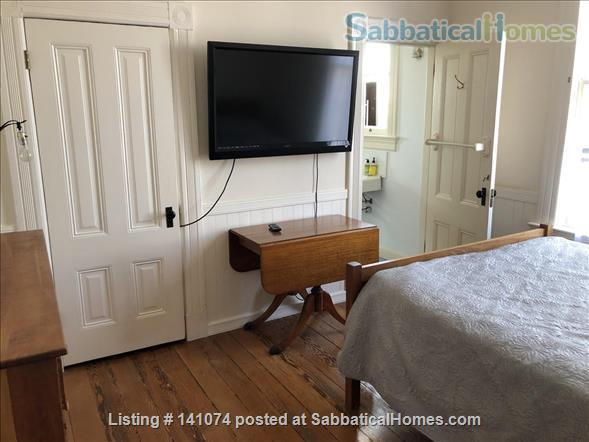 Office/study, bedroom and private bathroom with shared kitchen Home Rental in Berkeley, California, United States 6