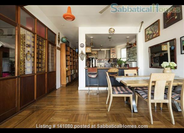NYC 3 Bedroom Loft Apt LES Downtown Manhattan Home Rental in New York, New York, United States 1
