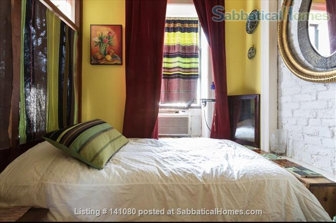 NYC 3 Bedroom Loft Apt LES Downtown Manhattan Home Rental in New York, New York, United States 3