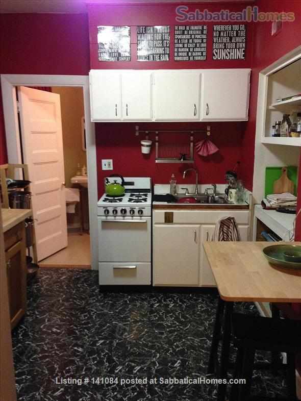 1 Bedroom Apartment near Central Sq - close to Harvard and MIT Home Rental in Cambridge, Massachusetts, United States 5