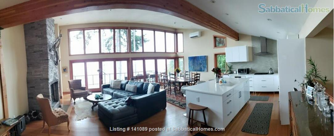 Puget Sound beach front home Home Rental in Suquamish, Washington, United States 6