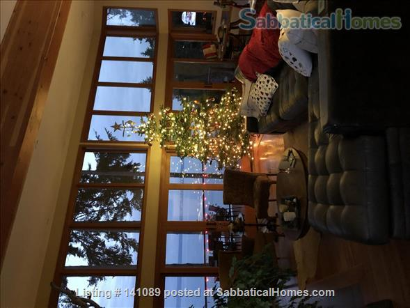 Puget Sound beach front home Home Rental in Suquamish, Washington, United States 8