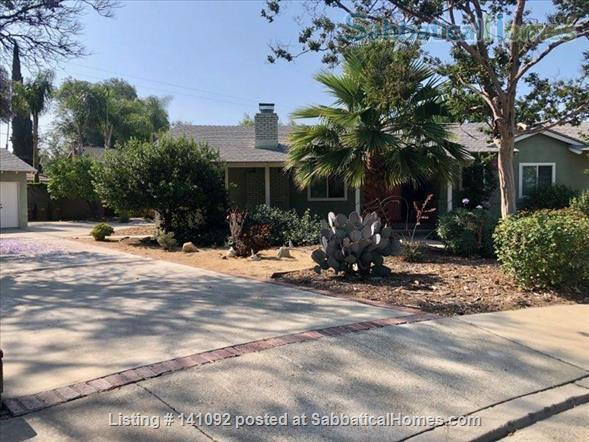 3 Bedroom home on quiet cul-de-sac Home Rental in Claremont, California, United States 1