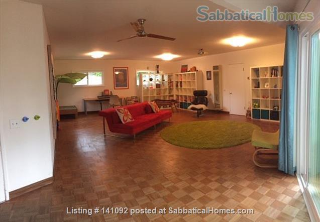 3 Bedroom home on quiet cul-de-sac Home Rental in Claremont, California, United States 5