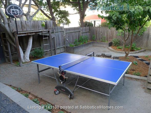 Furnished 3 bd/1 ba Glen Park Home w/Transit & Fwy Access to Universities Home Rental in San Francisco, California, United States 9