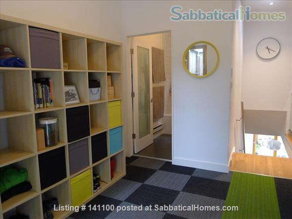 Furnished 3 bd/1 ba Glen Park Home w/Transit & Fwy Access to Universities Home Rental in San Francisco, California, United States 2