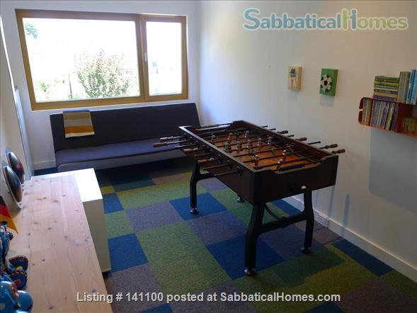 Furnished 3 bd/1 ba Glen Park Home w/Transit & Fwy Access to Universities Home Rental in San Francisco, California, United States 3