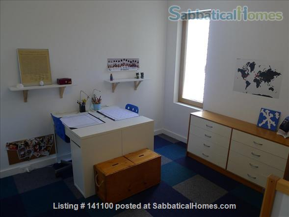 Furnished 3 bd/1 ba Glen Park Home w/Transit & Fwy Access to Universities Home Rental in San Francisco, California, United States 4
