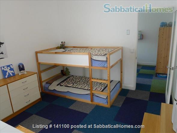 Furnished 3 bd/1 ba Glen Park Home w/Transit & Fwy Access to Universities Home Rental in San Francisco, California, United States 5