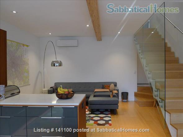Furnished 3 bd/1 ba Glen Park Home w/Transit & Fwy Access to Universities Home Rental in San Francisco, California, United States 6