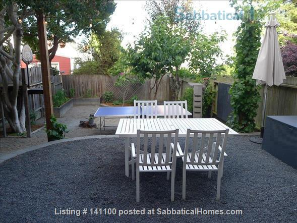 Furnished 3 bd/1 ba Glen Park Home w/Transit & Fwy Access to Universities Home Rental in San Francisco, California, United States 8