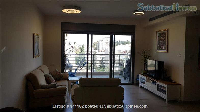 Apartment to rent in the center of Rehovot Home Rental in Rehovot, Center District, Israel 1