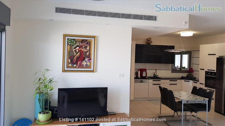 Apartment to rent in the center of Rehovot Home Rental in Rehovot, Center District, Israel 0