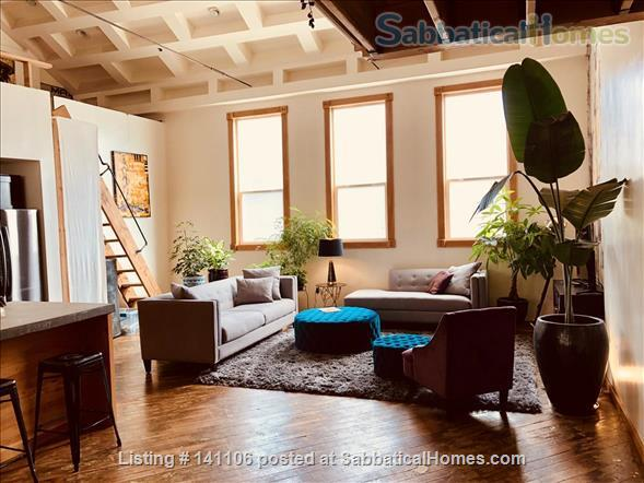 Beautiful Recently Converted Church  Home Rental in Berkeley, California, United States 0