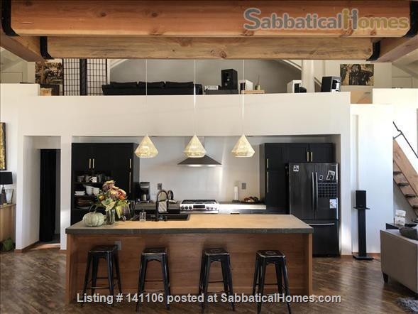 Beautiful Recently Converted Church  Home Rental in Berkeley, California, United States 3
