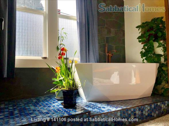 Beautiful Recently Converted Church  Home Rental in Berkeley, California, United States 4