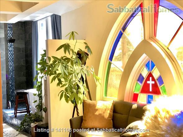 Beautiful Recently Converted Church  Home Rental in Berkeley, California, United States 7