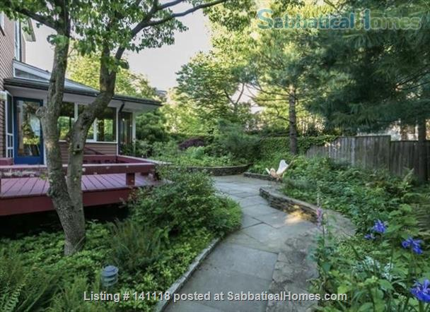 Family House - Harvard Sq Home Exchange in Cambridge, Massachusetts, United States 2