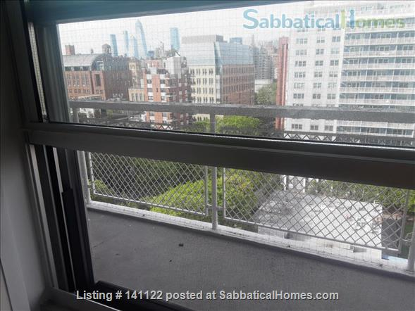 Large 2-bedroom, 2-bath Greenwich Village Apt with long balcony Home Rental in New York, New York, United States 2