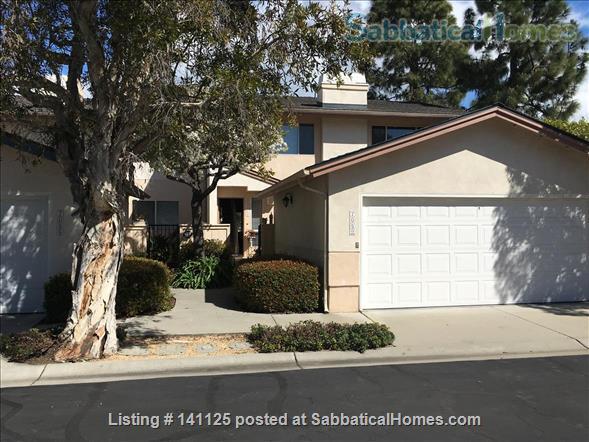 Townhouse close to UC Santa Barbara Home Rental in Goleta, California, United States 1