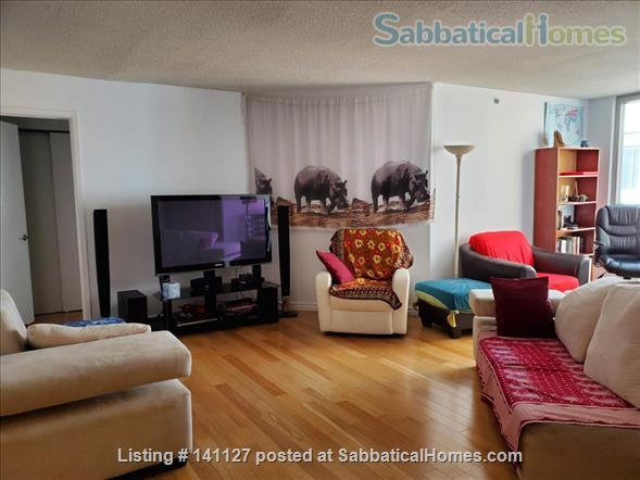 Downtown Montreal condo Home Rental in Montreal, Quebec, Canada 1