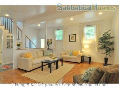 Cambridge: Beautiful Furnished 3 bedrooms with 2 and half bathrooms in a shared house with parking in Cambridge  Home Rental in Cambridge, Massachusetts, United States 2