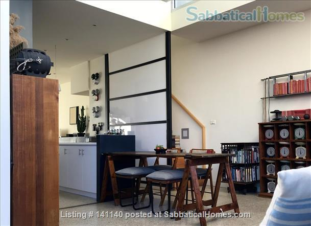 Walk everywhere!  Lovely large sunny home in gorgeous Fitzroy. Home Rental in Fitzroy, VIC, Australia 0