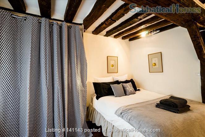 Cosy Artist Hideway in the Upper Paris Marais District Home Rental in Paris, Île-de-France, France 1