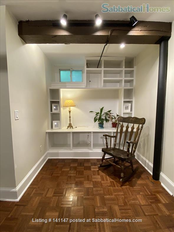 Charming fully furnished one bedroom Brookline apartment on a quiet street Home Rental in Brookline, Massachusetts, United States 9