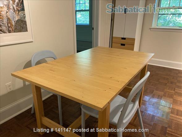 Charming fully furnished one bedroom Brookline apartment on a quiet street Home Rental in Brookline, Massachusetts, United States 5