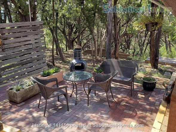 Quiet, secluded, private suite in Northwest Austin Hill Country Home Rental in Austin, Texas, United States 3