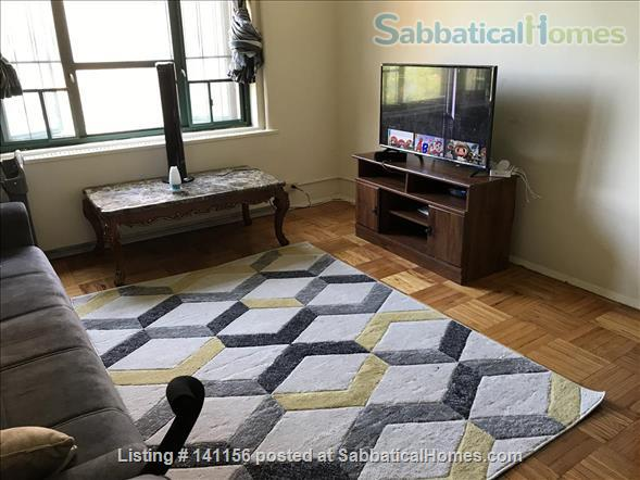 2BR Parkchester Bronx includes all utilities; ($1250 for sharing occasional visits) Home Rental in Parkchester, New York, United States 7