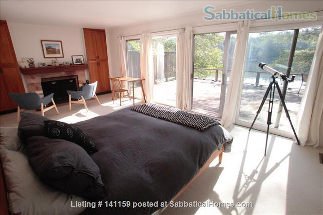 Beautiful lakefront home 20 min from Northampton Home Rental in Goshen 2