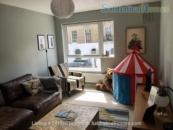 Lovely home in great location!  Home Rental in London, England, United Kingdom 2