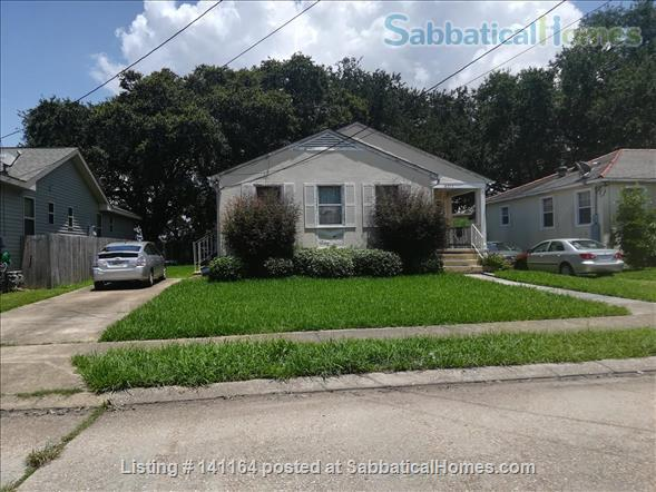 Ranch home available in New Orleans, $1100 month. Home Rental in New Orleans, Louisiana, United States 1