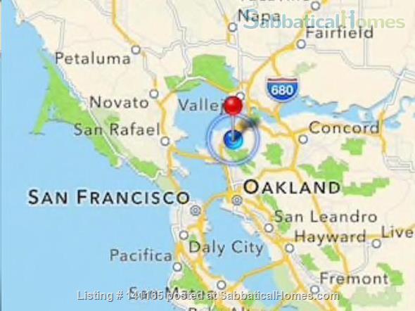 Robinson Caruso like hilltop magical retreat. Home Rental in El Sobrante, California, United States 4