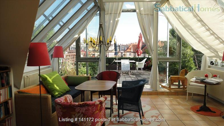 Spacious duplex quiet situated in central Munich/Germany Home Exchange in München, BY, Germany 1