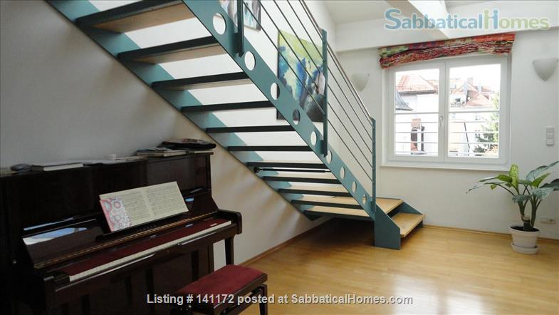 Spacious duplex quiet situated in central Munich/Germany Home Exchange in München, BY, Germany 4