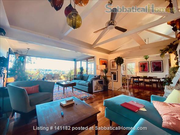 Silverlake Hills Retreat Home Rental in Los Angeles, California, United States 0
