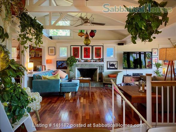 Silverlake Hills Retreat Home Rental in Los Angeles, California, United States 2